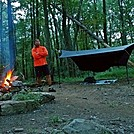 image by Black Wolf in Hammock camping