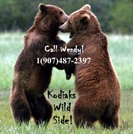 Kodiak Island Alaska Coastal Brown Bears by Kodiaks Wild Side! in Bears