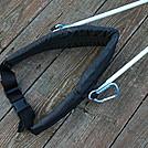 My homebuilt pulk Waist belt