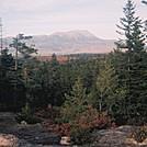 Katahdin from trail 1985