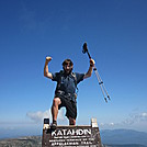 Mt. Katahdin - The Finish Line by SwitchbackVT in Thru - Hikers