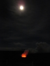 Moon Rise Over Volcano by SwitchbackVT in Other Trails