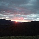 another sunrise, I start early by trailmovin in Section Hikers