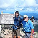 Dad and Me by rjhouser in Thru - Hikers