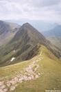 Devil's Ridge from the Mamore Ridge