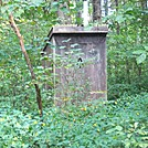 shaker campsite privy by cricket71 in Views in Massachusetts