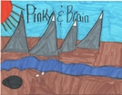 Artwork From Daughter On Upcoming Trek by Delta-Dawn in Thru - Hikers