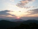 Sunrise Over Spy Rock by Diatribe in Trail & Blazes in Virginia & West Virginia