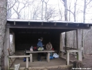 Standing Indian Shelter by hiker33 in North Carolina & Tennessee Shelters