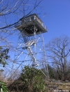 Firetower on Albert Mountain by hiker33 in Special Points of Interest