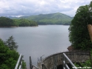Lake Fontana near the Dam by hiker33 in Views in North Carolina & Tennessee