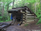 Cable Gap Shelter by hiker33 in North Carolina & Tennessee Shelters