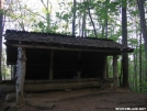 Brown Fork Gap Shelter by hiker33 in North Carolina & Tennessee Shelters