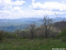 View from Cheoah Bald, NC