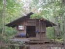 Deep Gap Shelter, Georgia by hiker33 in Deep Gap Shelter