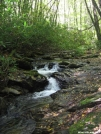 Cascade on Kimsey Creek Trail by hiker33 in Views in North Carolina & Tennessee