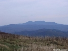 Grandfather Mountain from Little Hump Mountain by hiker33 in Views in North Carolina & Tennessee