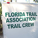 Florida Trail Maintainance