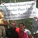 Jennifer Pharr and Brew Davis by atmilkman in Springer Mtn Gallery