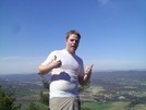 Me And Some Place In Pa! by Musicman in Section Hikers