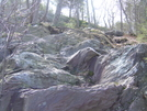 Hiking Up Mount Mimsi by Musicman in Trail & Blazes in Maryland & Pennsylvania