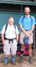 PopTart and M&M at Abol Bridge by TJ aka Teej in Thru - Hikers