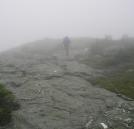 Into the cloud on the LT. by TJ aka Teej in Long Trail