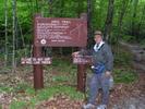 Clyde Heads Up Katahdin To Start His 08 Mega Hike. by TJ aka Teej in Thru - Hikers