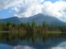 Katahdin from Grassy Pond