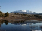 Katahdin in April