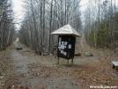 Katahdin Information Kiosk by TJ aka Teej in Trail & Blazes in Maine