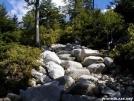Rockwork Steps by TJ aka Teej in Trail & Blazes in Maine