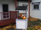 Happy Halloween From Shaws In Monson! by TJ aka Teej in Maine Trail Towns