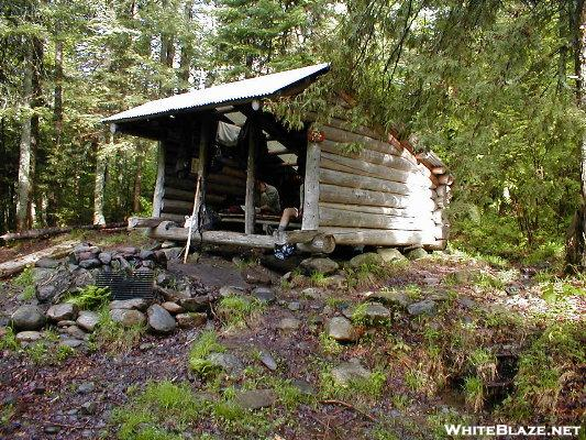Pleasant Pond Lean-to