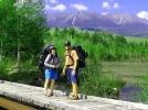 MEGAs at Baxter boundry by TJ aka Teej in Thru - Hikers