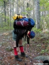 MEGA hiker Snail by TJ aka Teej in Thru - Hikers