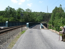Reading And Northern Bridge At Port Clinton by dperry in Maryland & Pennsylvania Trail Towns