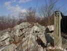 Tri-county Corner by Second Half in Trail & Blazes in Maryland & Pennsylvania