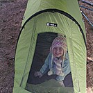 Checking out Auntie's new tent by GlassSunrise413 in Views in Massachusetts