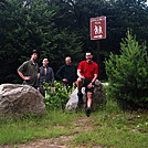 2013-0629 by Leapfrog^ in Trail & Blazes in New Hampshire