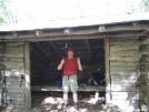 Redbear at Walnut Mtn Shelter by grrickar in North Carolina & Tennessee Shelters