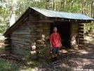 Reef at Walnut Mtn Shelter by grrickar in North Carolina & Tennessee Shelters