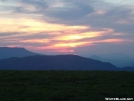 Sunset on Max Patch by grrickar in Views in North Carolina & Tennessee
