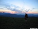 Redbear at Summit of Max Patch by grrickar in Views in North Carolina & Tennessee