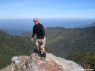 Reef standing on Charlies Bunion by grrickar in Views in North Carolina & Tennessee