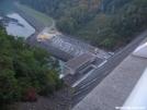 Fontana Dam by grrickar in Views in North Carolina & Tennessee