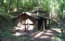 Davenport Gap Shelter by grrickar in North Carolina & Tennessee Shelters