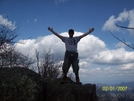 Top Of Blood Mtn. by joshuademaris in Faces of WhiteBlaze members