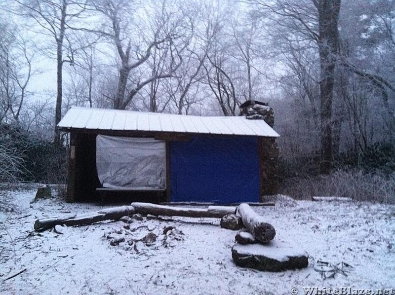 Jerry's Cabin Feb 2014