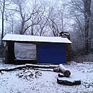 Jerry's Cabin Feb 2014 by Airmed802 in North Carolina & Tennessee Shelters